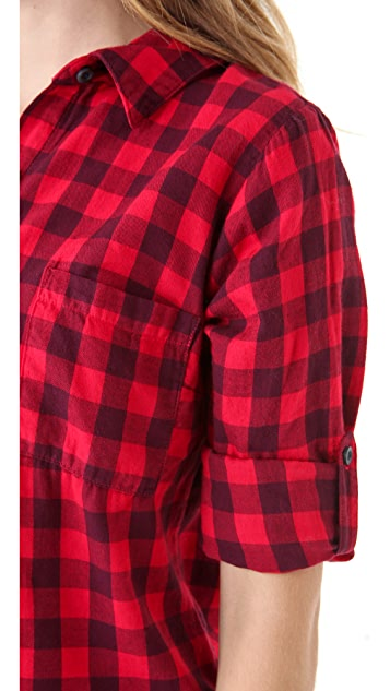 Splendid Newberry Check Shirt