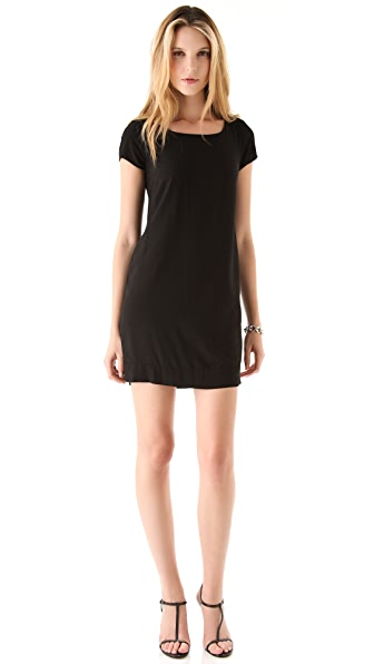 Splendid Cap Sleeve Shift Dress