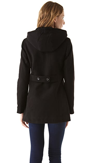 Splendid The Glasgow Toggle Coat