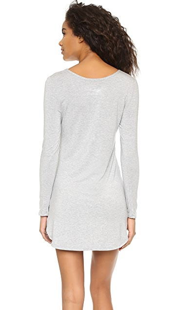 Splendid Essential Long Sleeve Nightgown
