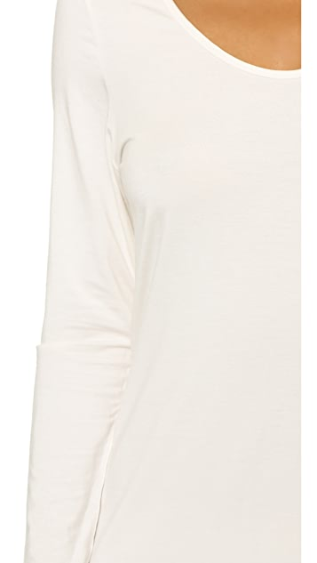 Splendid Essential Long Sleeve Nightgown