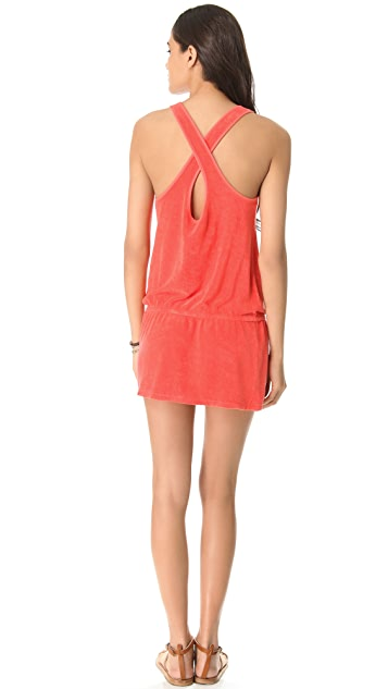 Splendid Circus Terry Cover Up Dress
