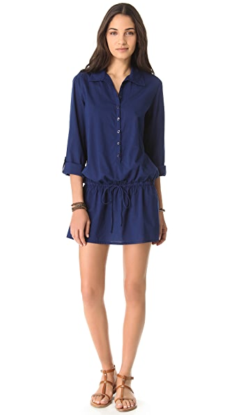 Splendid Malibu Cover Up Dress