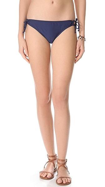 Splendid Bayside Solids Bikini Bottoms