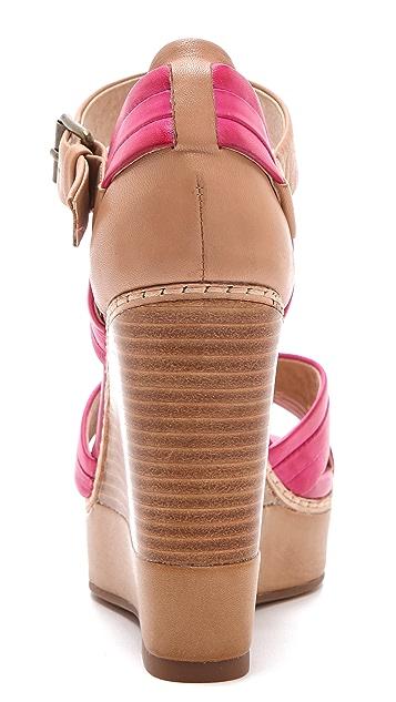Splendid Key West Wedge Sandals