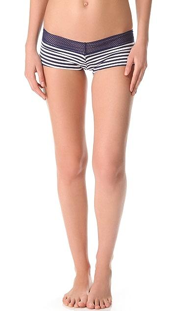 Splendid Color Splash Girl Shorts