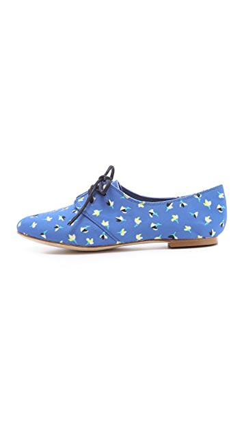 Splendid Nickerie Oxfords