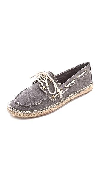 Splendid Ranger Espadrille Boat Shoes