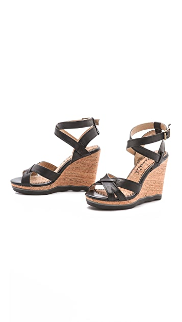 Splendid Sage Sport Bottom Sandals