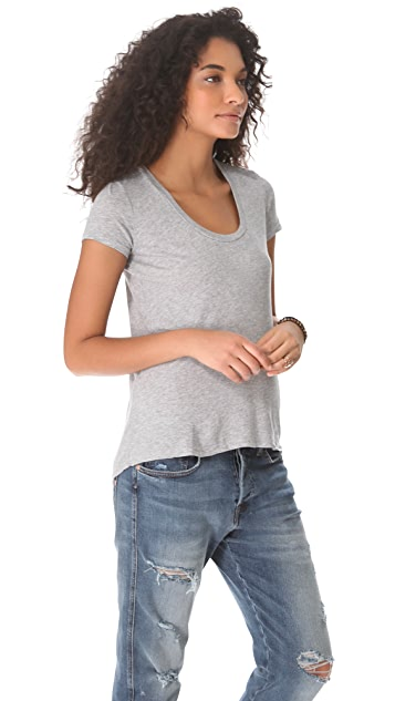 Splendid Very Light Jersey Tee