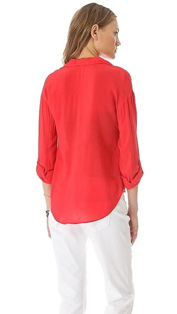 Splendid Button Down Shirt
