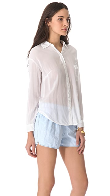 Splendid Button Down Shirt
