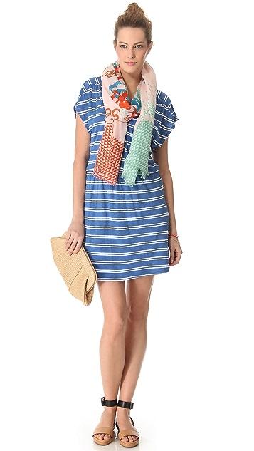Splendid Double French Stripe Dress