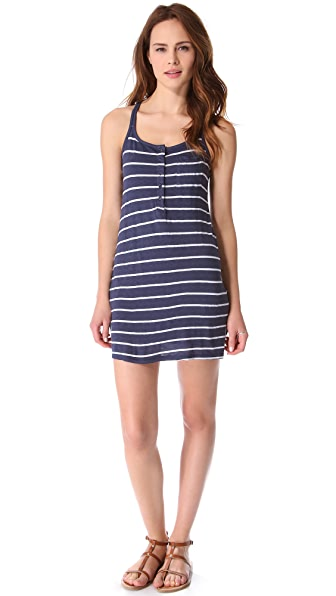 Splendid Striped Tank Dress
