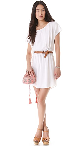 Splendid Elastic Waist Dress