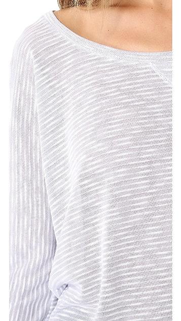 Splendid Cafe Stripe Top
