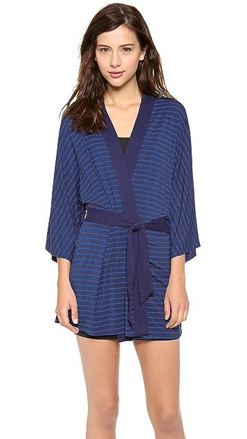 Splendid Splendid Sleep Kimono Robe