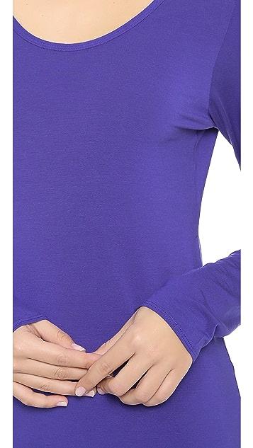 Splendid Essential Long Sleeve Chemise