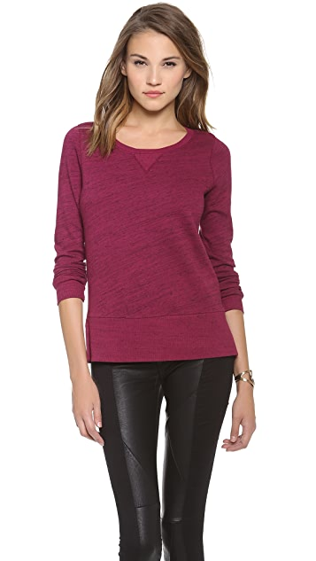 Splendid Space-Dyed Pullover