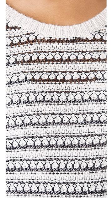 Splendid Hudson Stitch Sweater