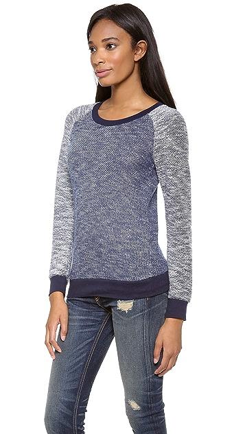 Splendid Boucle Active Sweater
