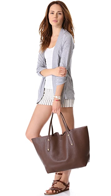 Splendid Very Light Jersey Cardigan