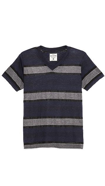 Splendid Variegated Stripe T-Shirt