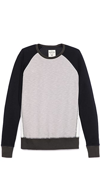 Splendid Colorblock Sweatshirt
