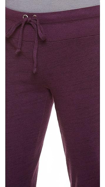 Splendid Space Dyed Heather Active Sweatpants