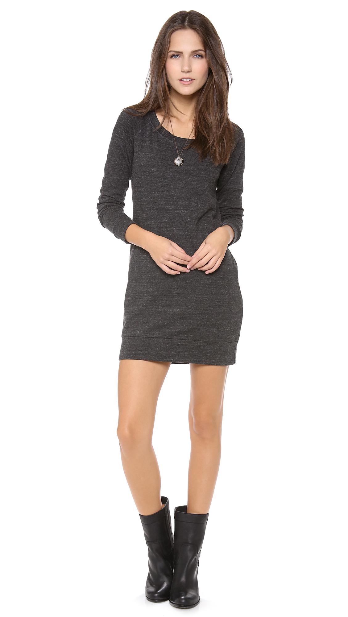 Splendid Sweatshirt Dress  89e6e864d9