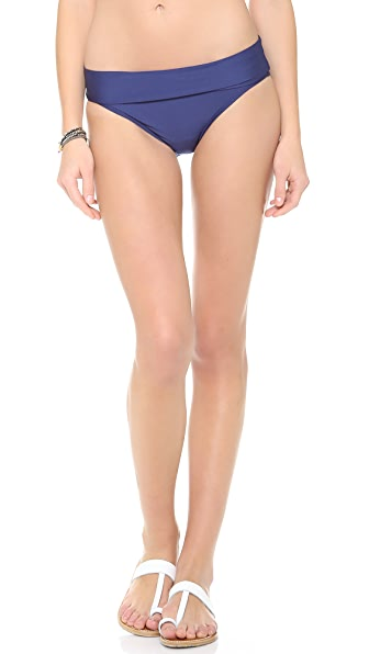 Splendid Banded Bikini Bottoms
