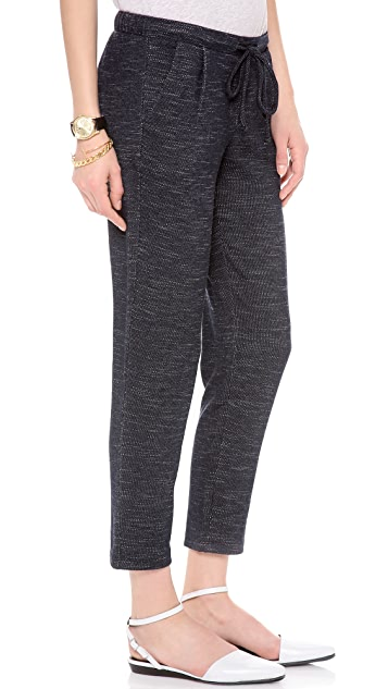 Splendid Cuffed Relaxed Fit Pants