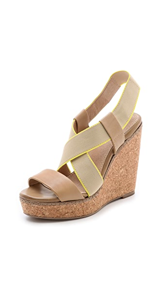 Splendid Kellen Cork Wedge Sandals