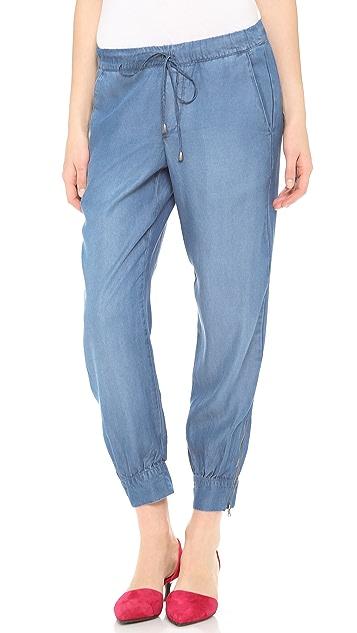 Splendid Chambray Pants