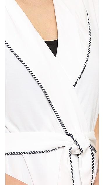 Splendid Cap Sleeve Robe