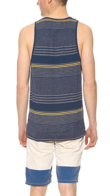 Splendid Mock Stripe Tank