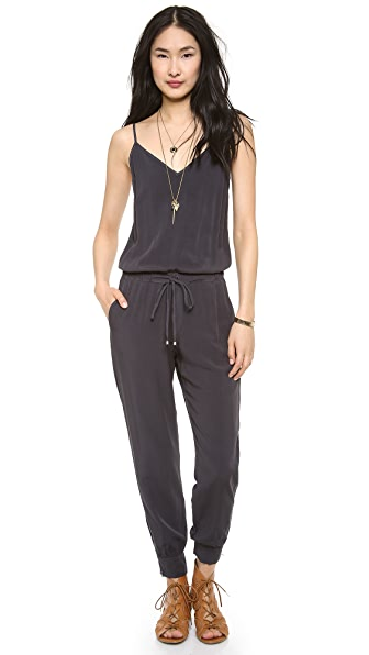 Splendid Sleeveless Jumpsuit