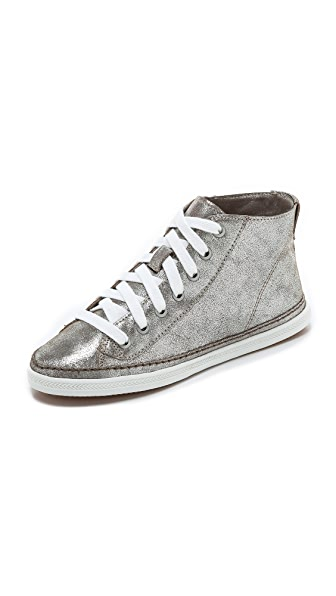 Splendid Solano Metallic Sneakers