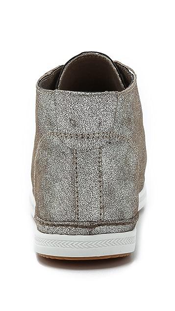 Splendid Solano Metallic Sneakers