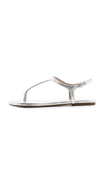 Splendid Mason T-Strap Sandals