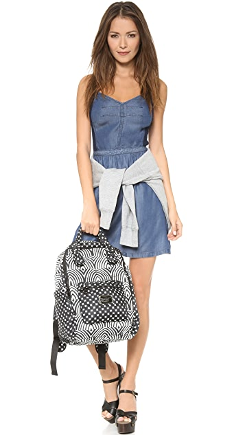 Splendid Chambray Mini Dress