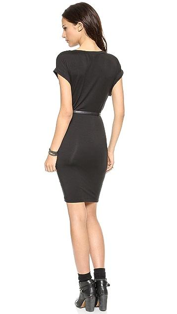Splendid Pocket Tee Dress