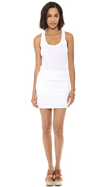 Splendid Ruched Tank Dress