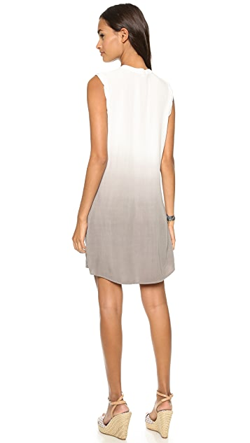 Splendid Ombre Shirtdress