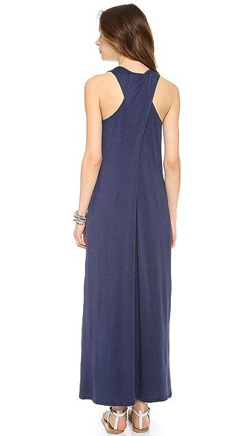 Splendid Drapey Maxi Dress