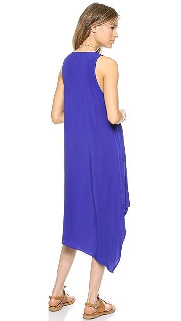 Splendid Flowing Woven Dress