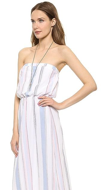 Splendid Canyondale Stripe Maxi Dress