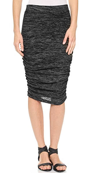 Splendid Space Dyed Pencil Skirt