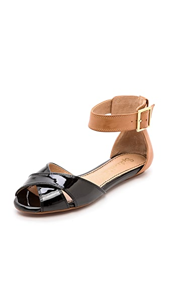 Splendid Atlanta Ankle Strap Sandals