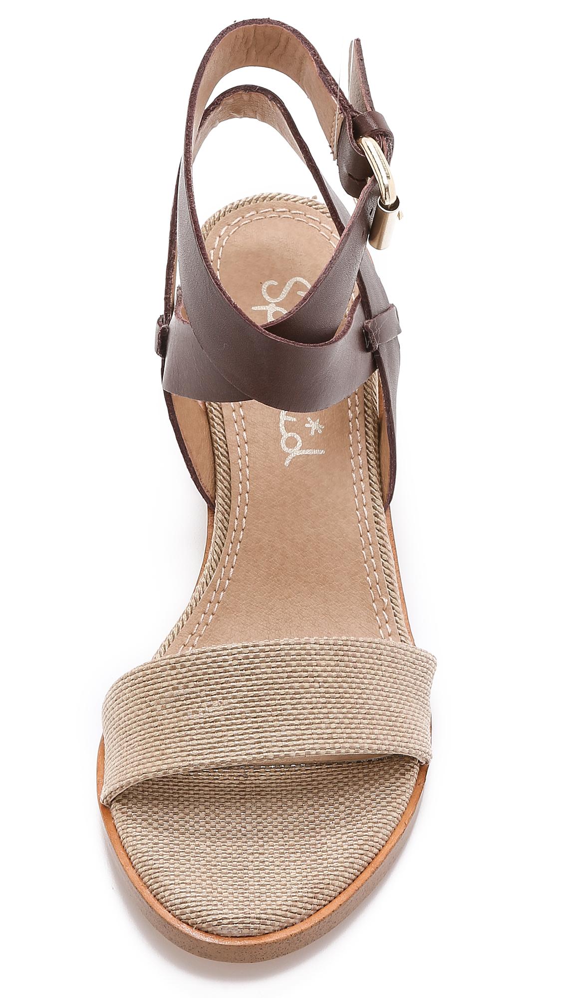 8c0be6e6e99 Splendid Kayman Block Heel Sandals